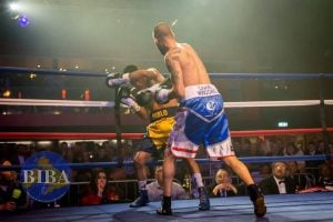 Sugar Atahasan victorious on historic day for TRNC Boxing 5
