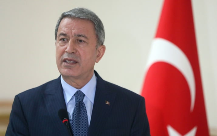Turkey is determined to always protect the rights of the people of TRNC and not to allow the fait accompli 1