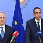 Serdar Denktaş Resigns from the Government 13