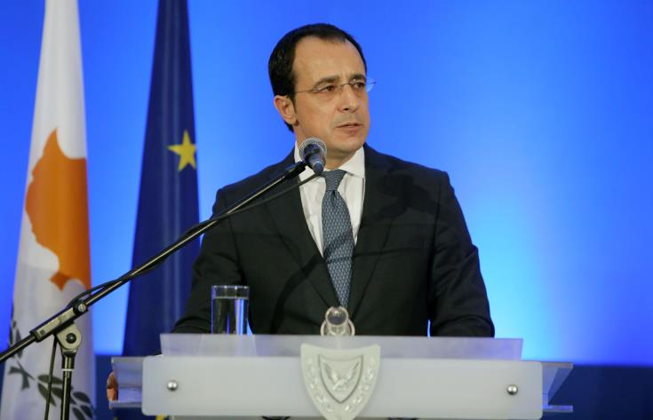 Christodoulides calls for collective EU action against Turkey's actions in Cyprus' EEZ 1