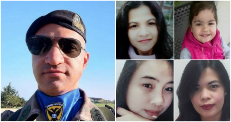 Serial Killer in Cyprus Killed Asian Women for Years 15