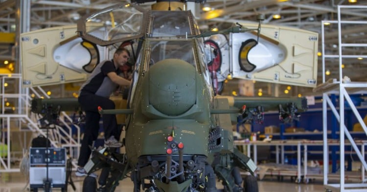 Challenges threaten the rise of Turkey's defense industry 1