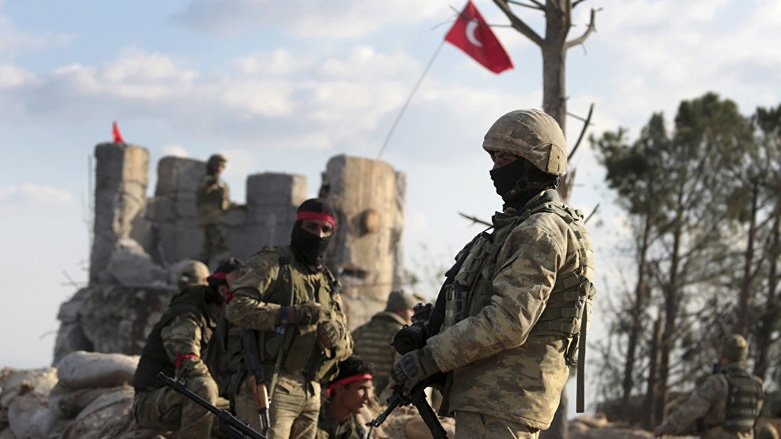 Turkish military launches operation against militants in northern Iraq 28