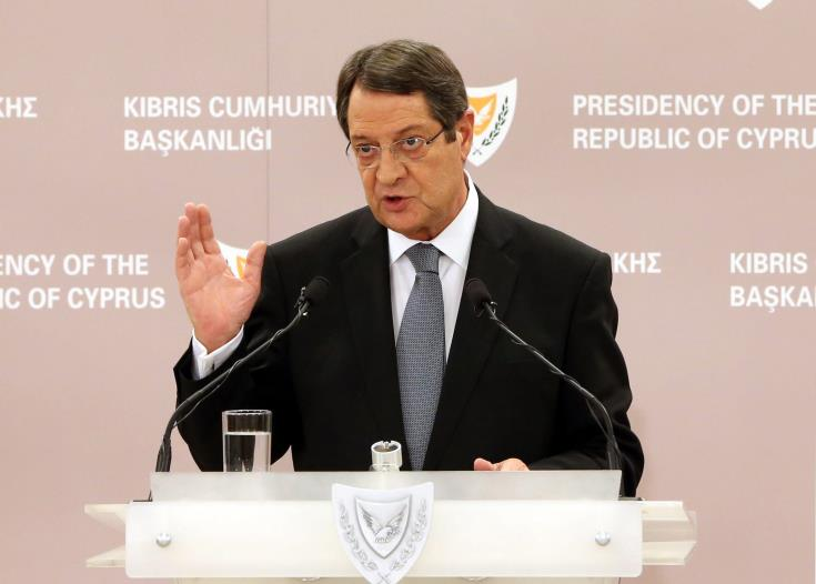 Turkey should not insist on provisions affecting sovereignty of a united Cyprus 19