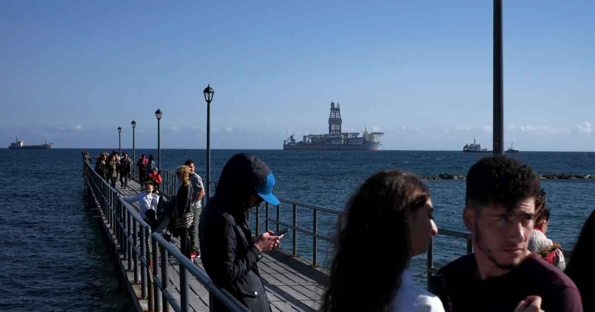 U.S. could thwart Turkey, Russia and China in E. Med 1