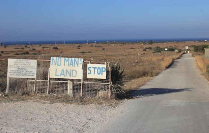 Deryneia municipality moves to use buffer zone land 8