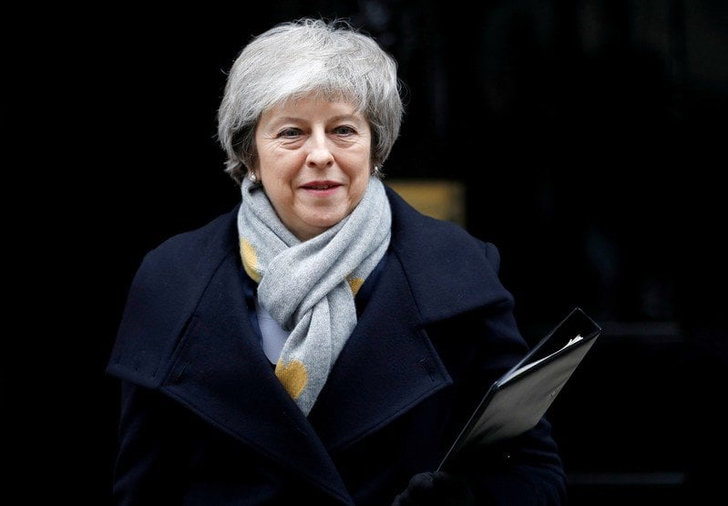 Theresa May clings to power as Brexit gambit backfires 1