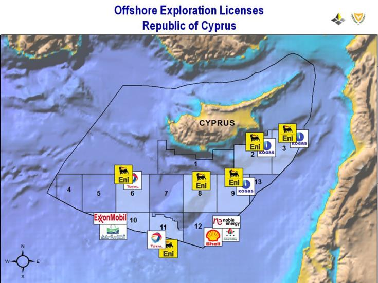 Cyprus warns with international arrest warrant those assisting Turkish drilling in its EEZ 6