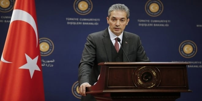 Turkey condemns the Greek Cypriot Administration's presence at the NATO event 23