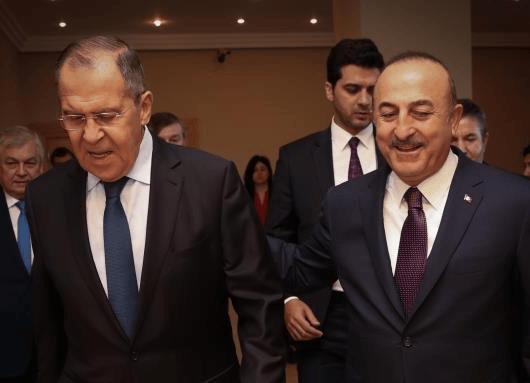 FMs of Russia & Turkey discuss Cyprus problem and situation in Eastern Med 4