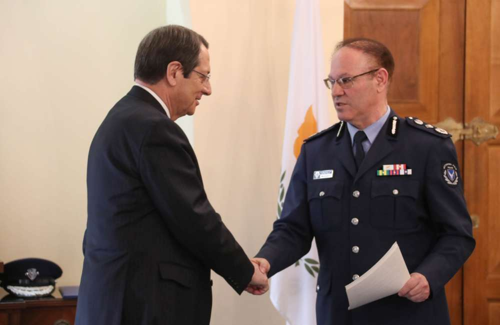 New police chief sworn in, apologises for handling of dissappearances 24