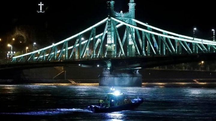 Seven South Koreans die on Danube 12