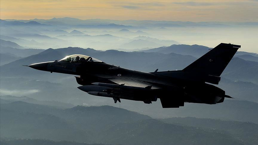 Turkish airstrikes hit terror targets in N. Iraq 30