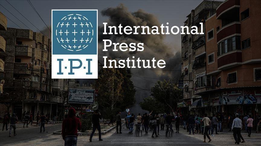 Global news body slams Israeli attack on Anadolu Agency 24