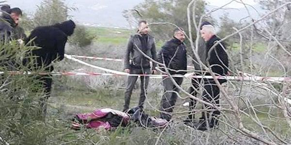 Body of Murder Victim Found Near Ercan Identified 14