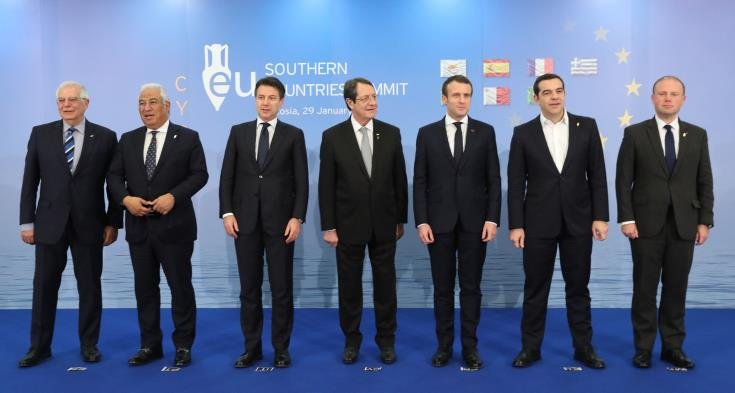 Anastasiades to discuss possible measures against Turkish actions with EU counterparts ahead of European Council 12