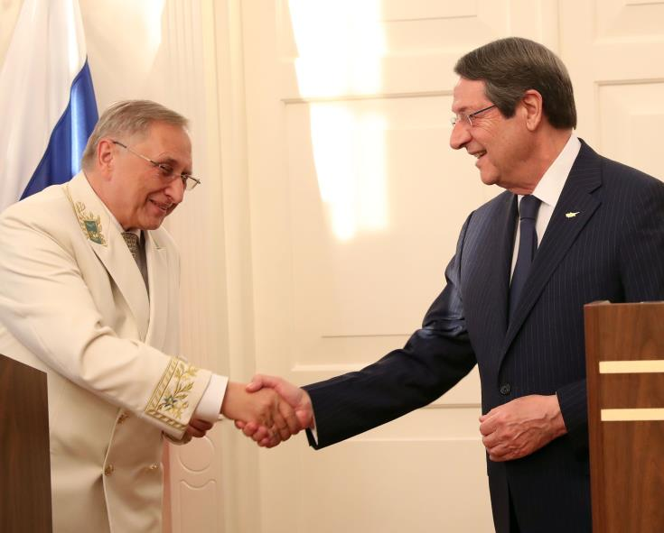 Cyprus possesses sovereign rights to its EEZ 1