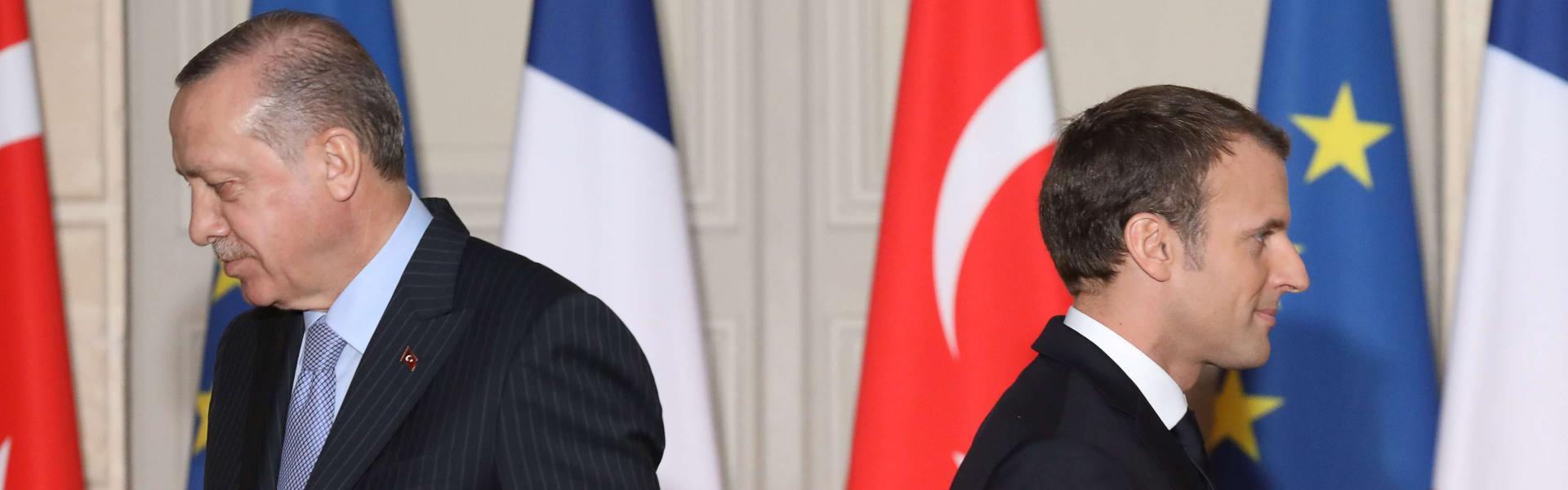 Erdoğan says France has no right to speak about East Mediterranean 2