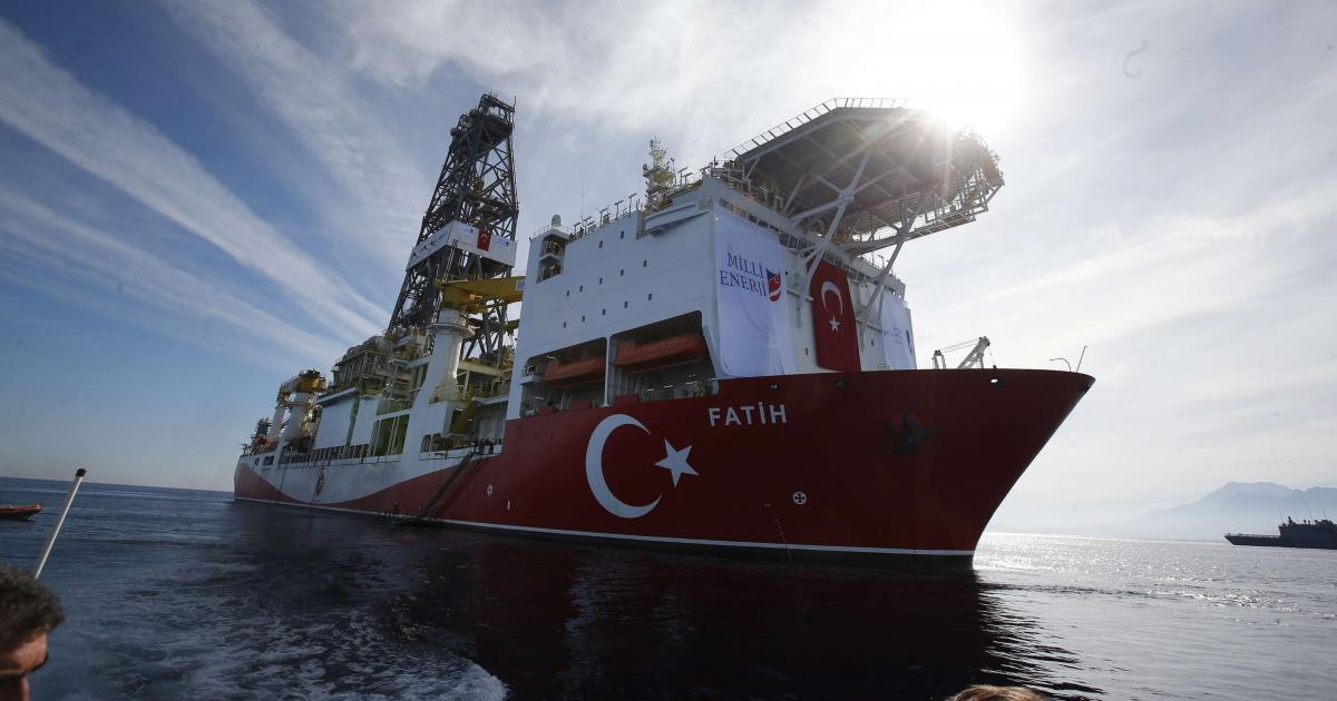 EU may freeze Customs Union talks with Ankara over East Med drilling 1