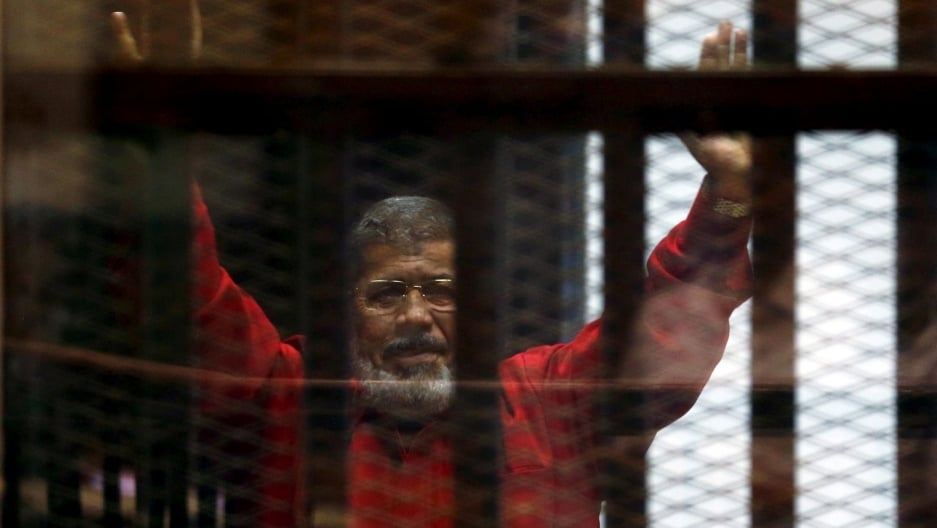 Egypt's ex-president Mursi buried in Cairo, Islamists mourn 3