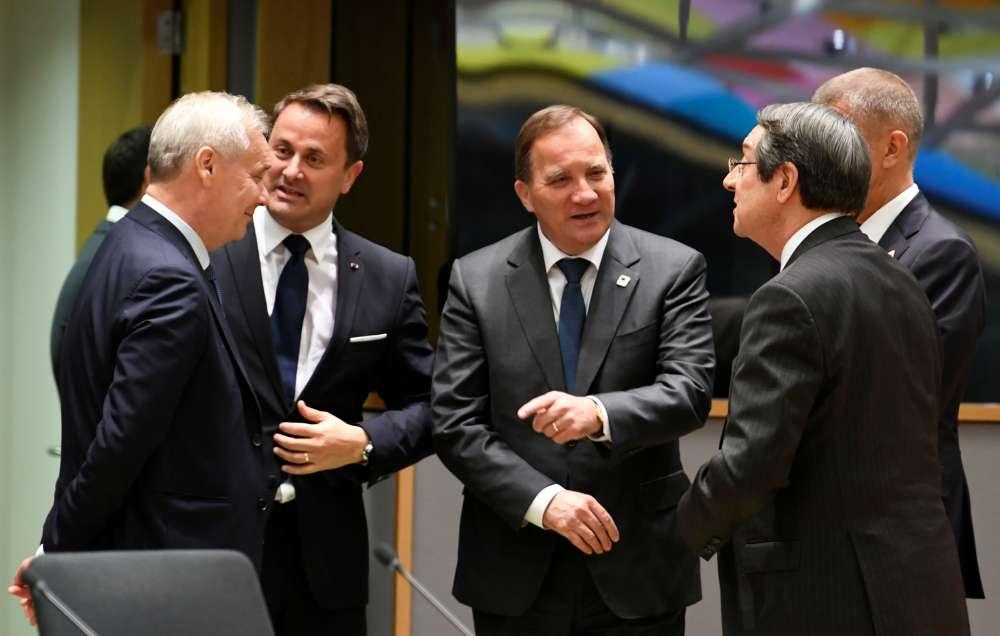 Cyprus welcomes EU28 conclusions on Turkey's activities in EEZ 1