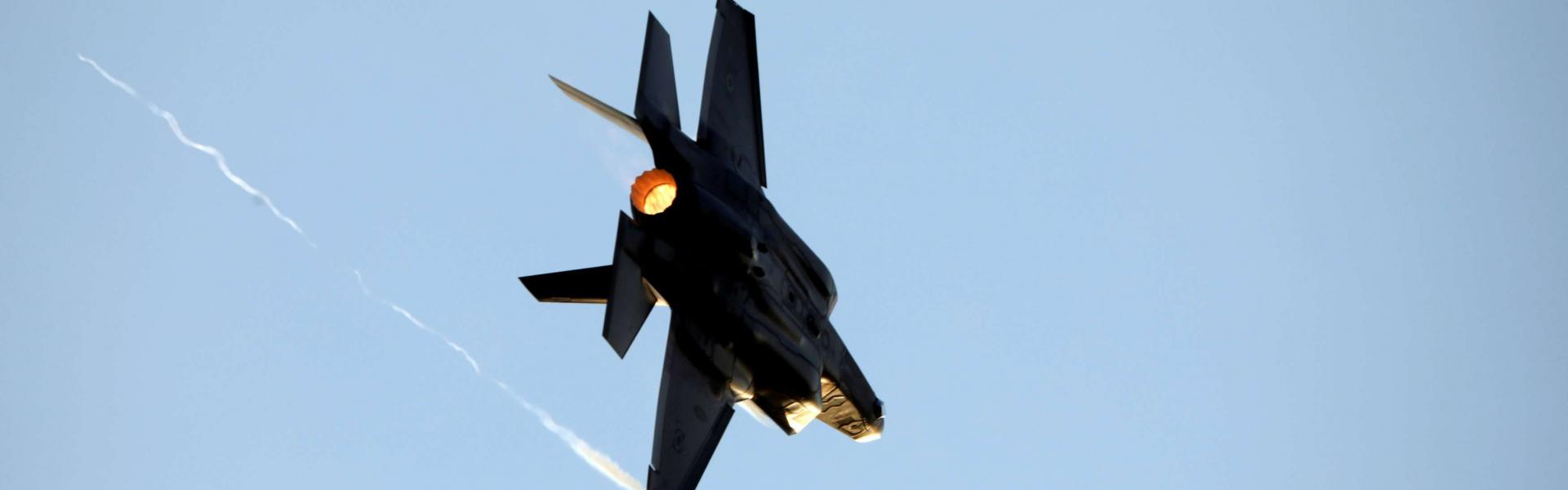 Ejecting Turkey from F-35 programme 'right decision for wrong reason' - analysis 1