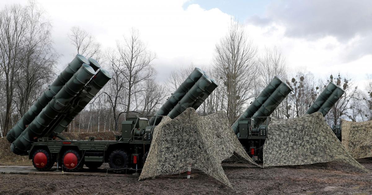 No sign of progress at NATO in U.S.-Turkey dispute over Russian defenses 1