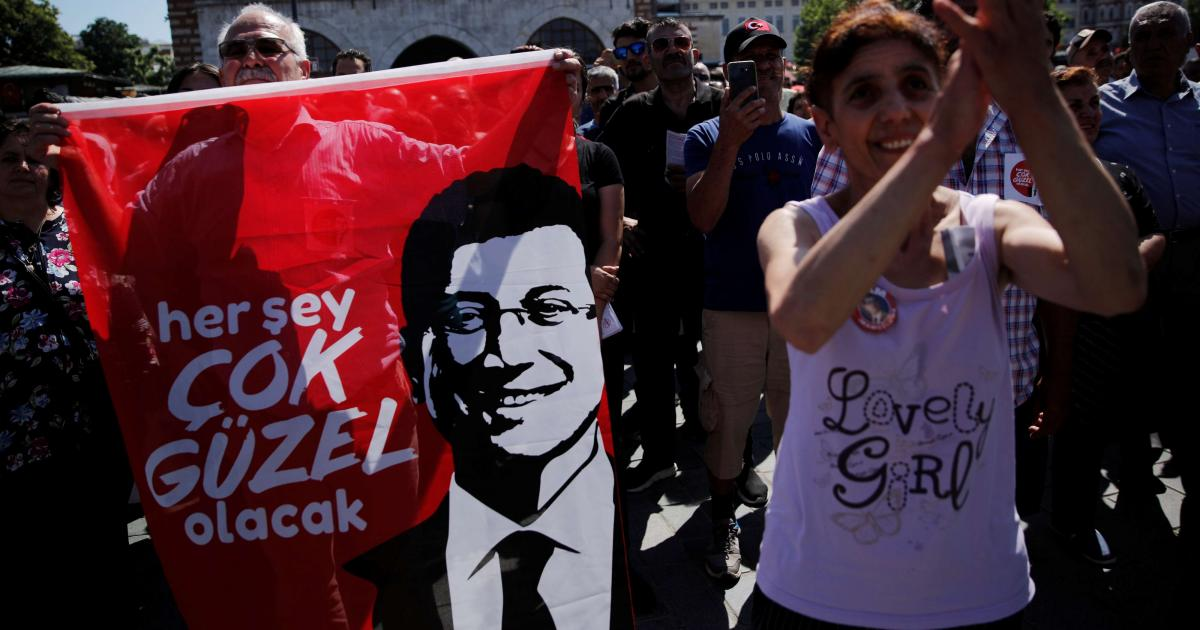 İmamoğlu likely to widen lead in Istanbul rerun - top Turkish pollster 1