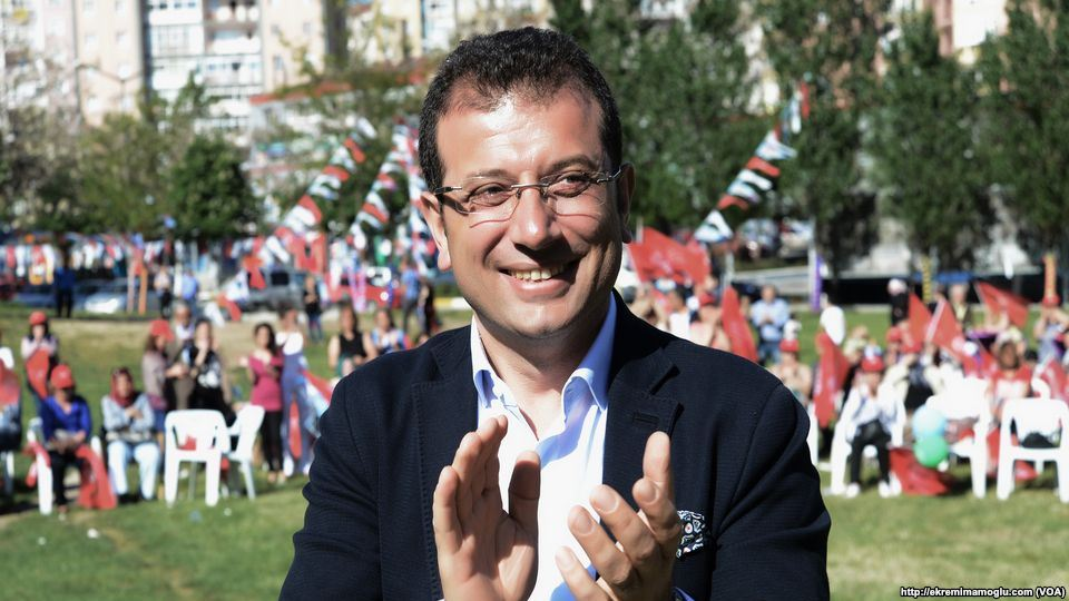 """""""Here's what I think"""": İstanbul's new Mayor 12"""