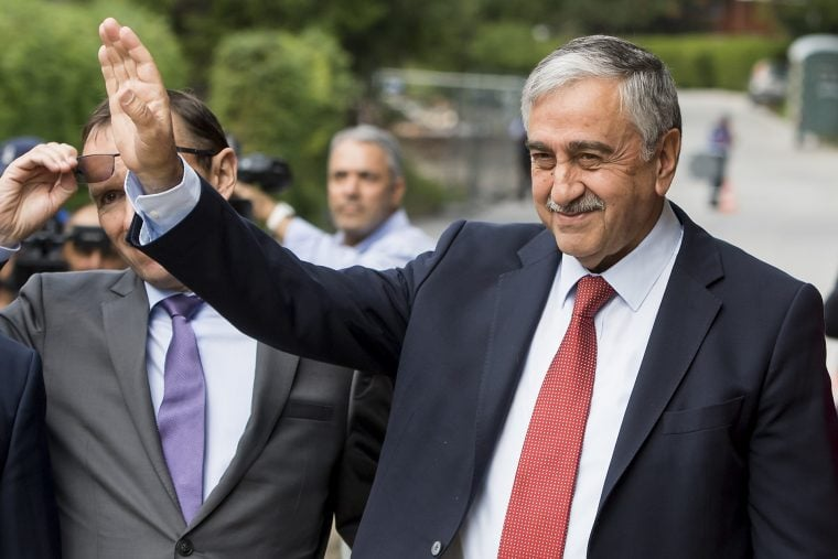 Akinci Warns Cyprus to Back Off Energy Drilling Offshore 1