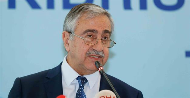 Akinci's statements on Turkey's actions in Cyprus and the distribution of gas revenues 1