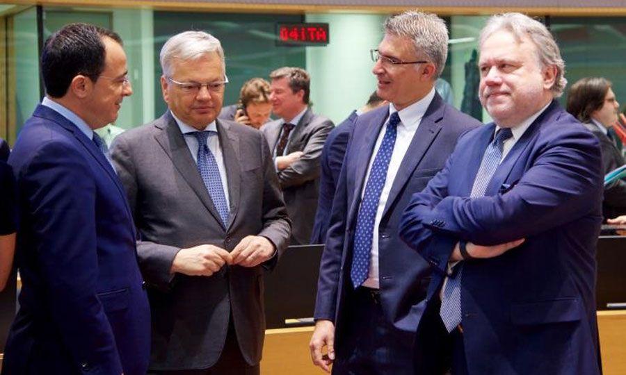 Turkey aims to create 'fait accompli' in the Aegean and the E. Mediterranean 1