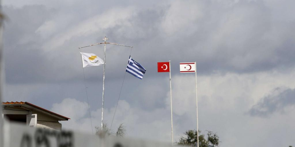 Turkey says Greece and Cyprus abuse EU membership 15