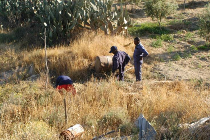 UN confirm violation of Denia buffer zone by Turkish soldiers 1