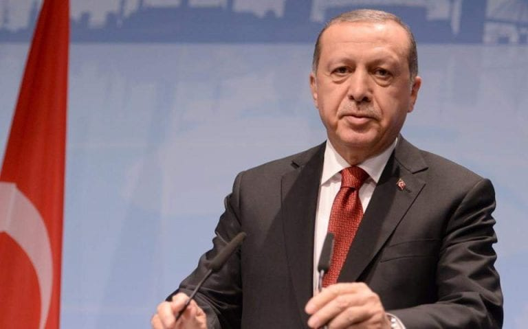 Erdogan says drilling off Cyprus to continue despite warning 1