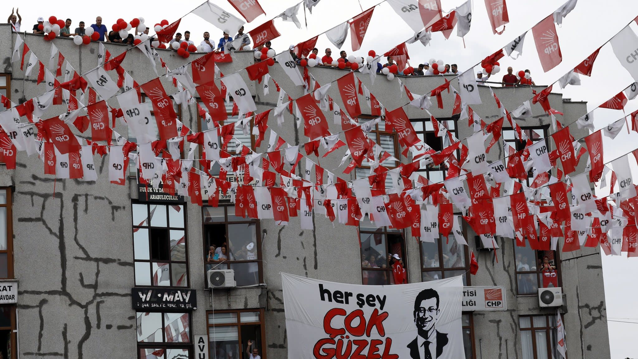 Ruling party officials admit opposition will win Istanbul rerun 1
