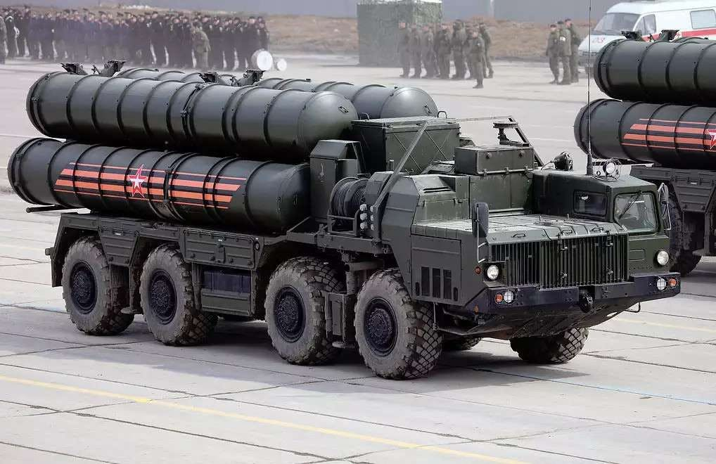 "The uncertain future of Turkey's S-400 ""done deal"" 13"