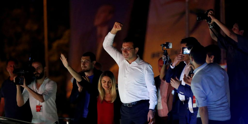 Istanbul's new mayor to launch investigations into corruption allegations against AKP 1