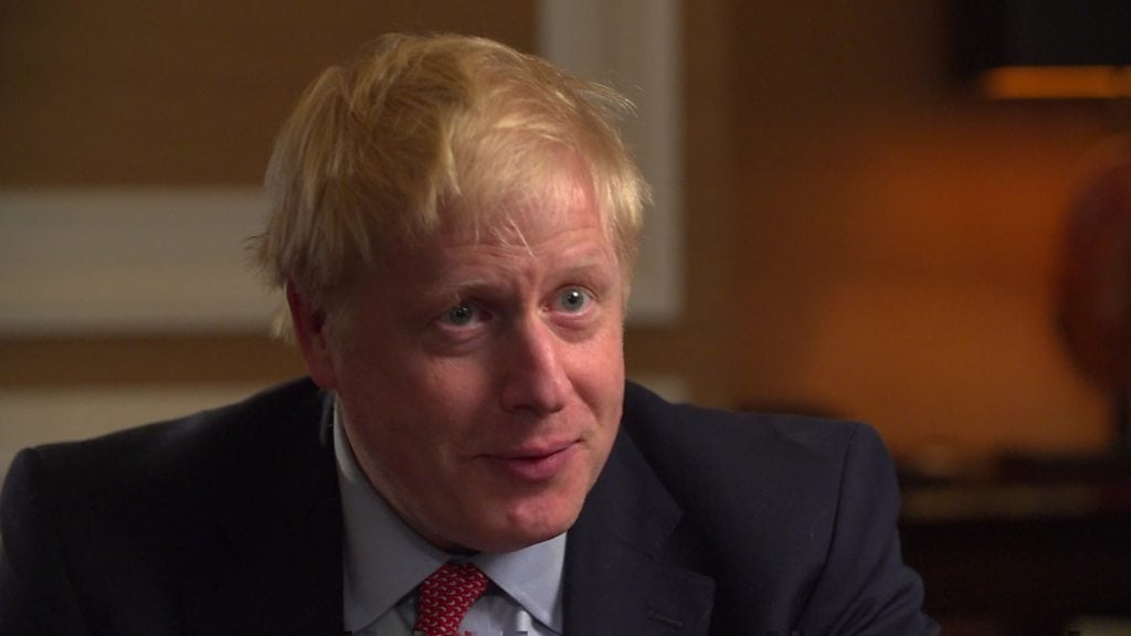 Johnson defends Brexit plan and 'row' silence 11