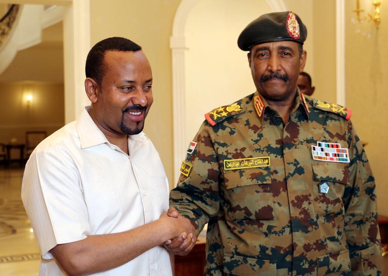 Two Sudan rebel leaders arrested after meeting Ethiopia 1