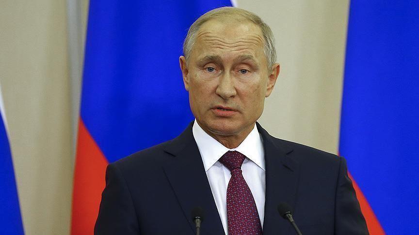 Putin praises Turkey-Russia cooperation on TurkStream 1