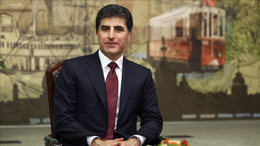 Iraqi Kurd leader lauds relations with Turkey 24