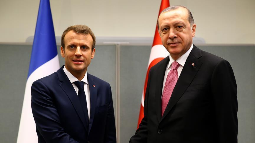 Erdoğan says France has no right to speak about East Mediterranean 1