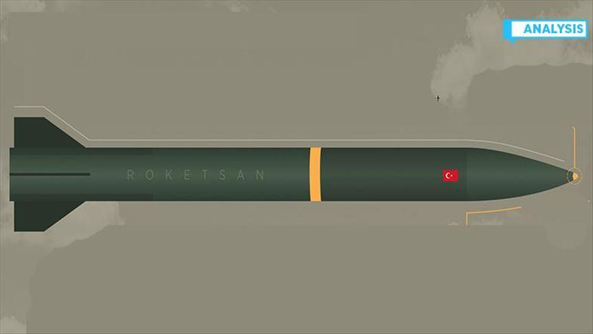 Turkey's Bora missile saw combat debut: What next? 1