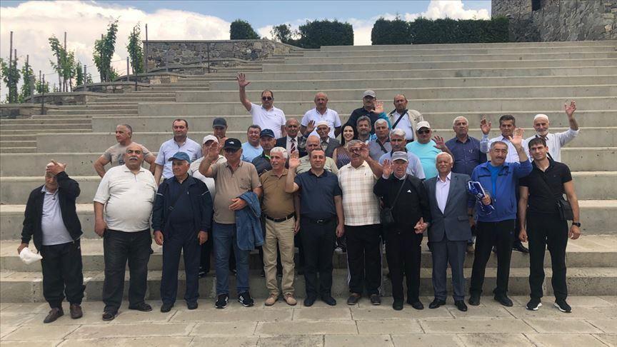 40 Ahiska Turks return to homeland after 75 years 13