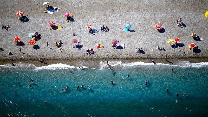 203 beaches Blue Flag certified in Turkey's Antalya 2
