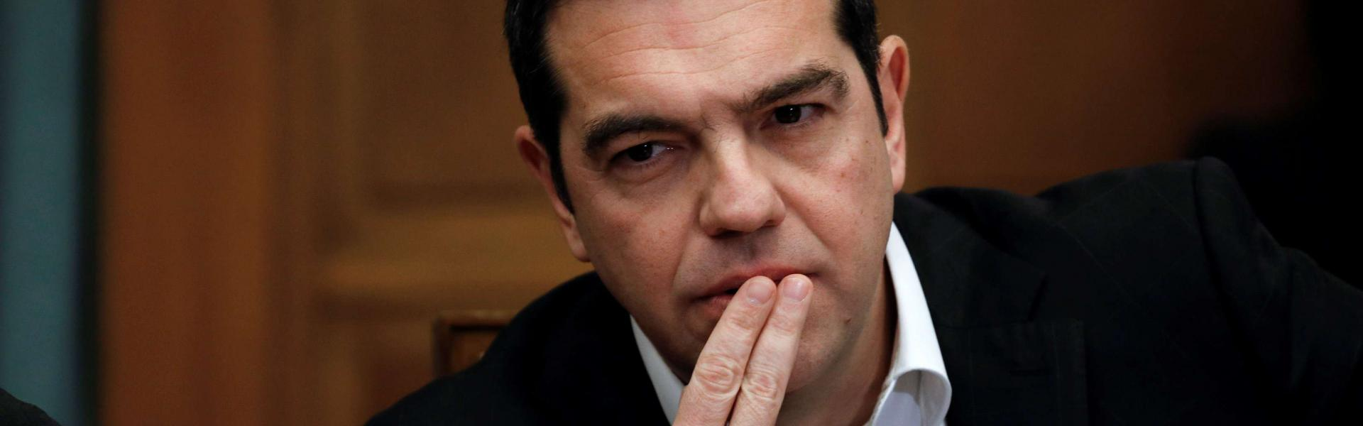 Tsipras wants EU to get tough on Turkey's aggression in E.Med 1