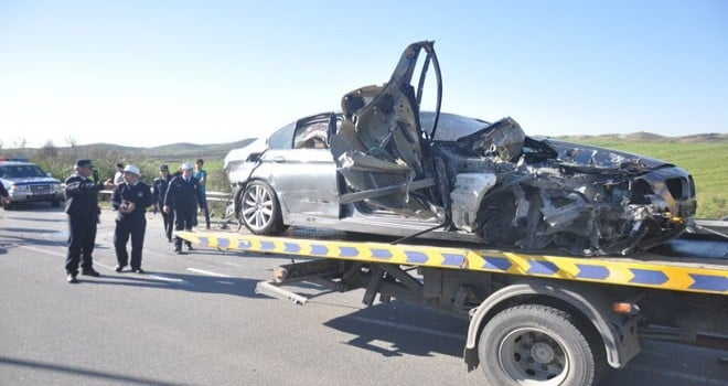 one week Traffic accidents in the TRNC: 3 dead, 27 injured 3