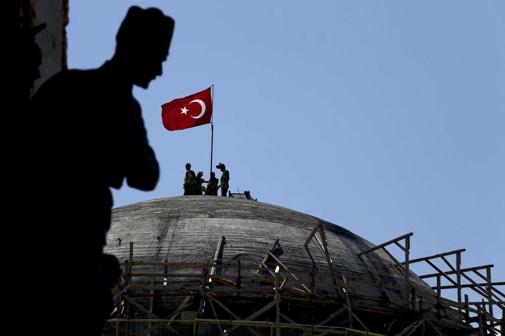 EU Mulls Cutting Funds to Turkey as Drilling Fight Escalates 15