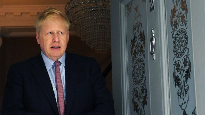 UK PM candidate Johnson says he backs Hong Kong people 'every inch of the way' 5